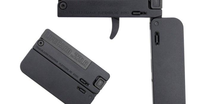 Trailblazer LifeCard Gun