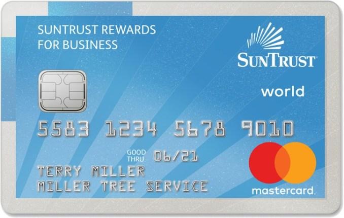 SunTrust Business Credit Card Review 2020 Updates