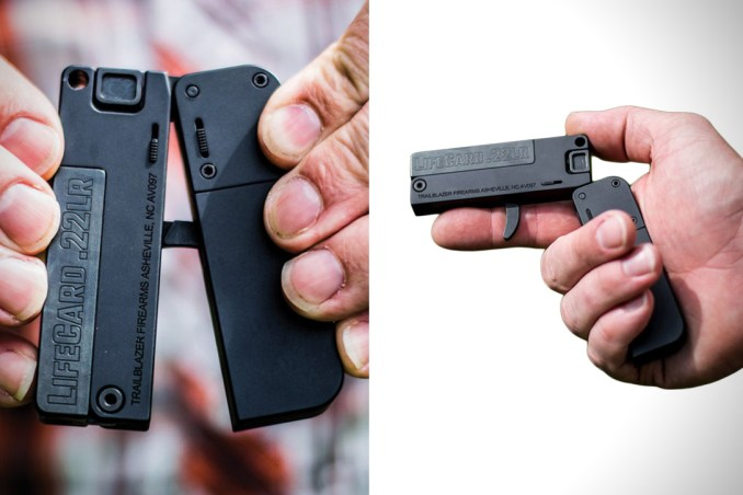 Who is the Trailblazer LifeCard Gun Best For?