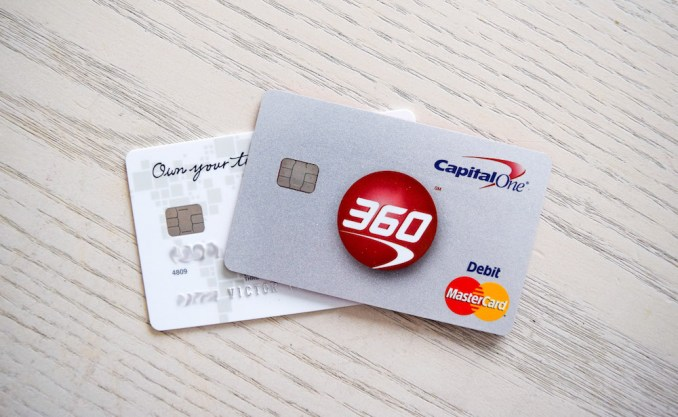 Capital One 360 Checking Account