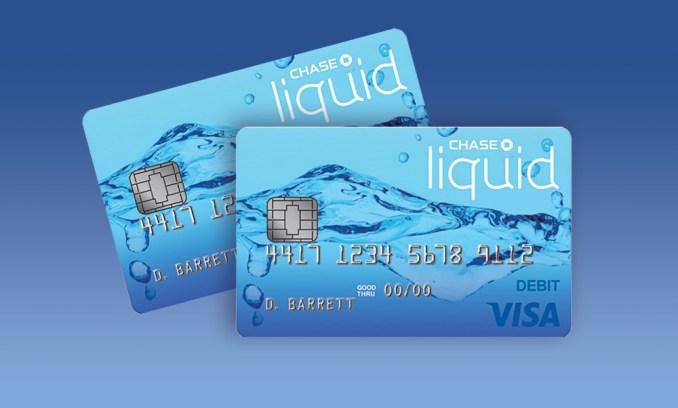 Chase Liquid Prepaid Debit Card Features