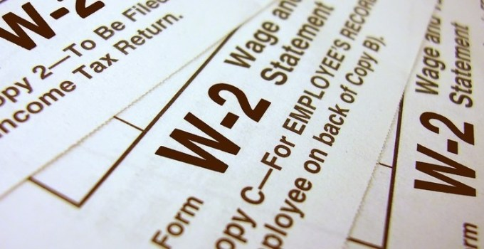 What to Do if You Forget to File a W2 When Sending Tax Returns to IRS
