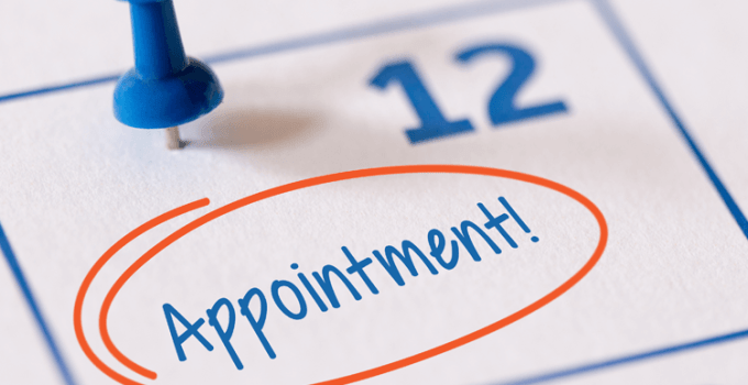 How to Make an Appointment with IRS