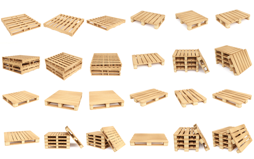 What are Wooden Pallets