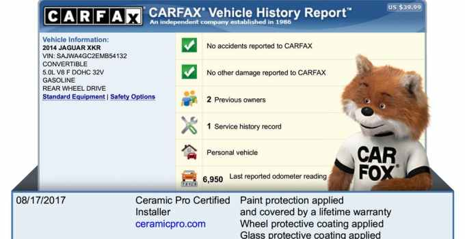 How to Get Free CARFAX Vehicle History Reports