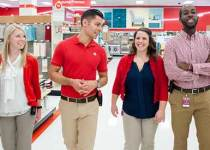 Target Employee Job duties