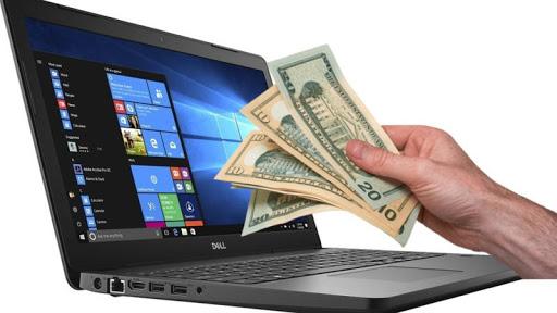 Sell Laptops for Cash