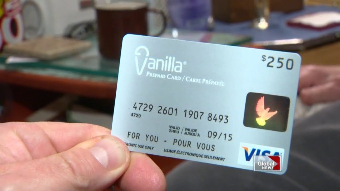 How to Use Vanilla Visa Gift Cards