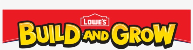 Lowe's Build and Grow: Free Building Classes for Kids