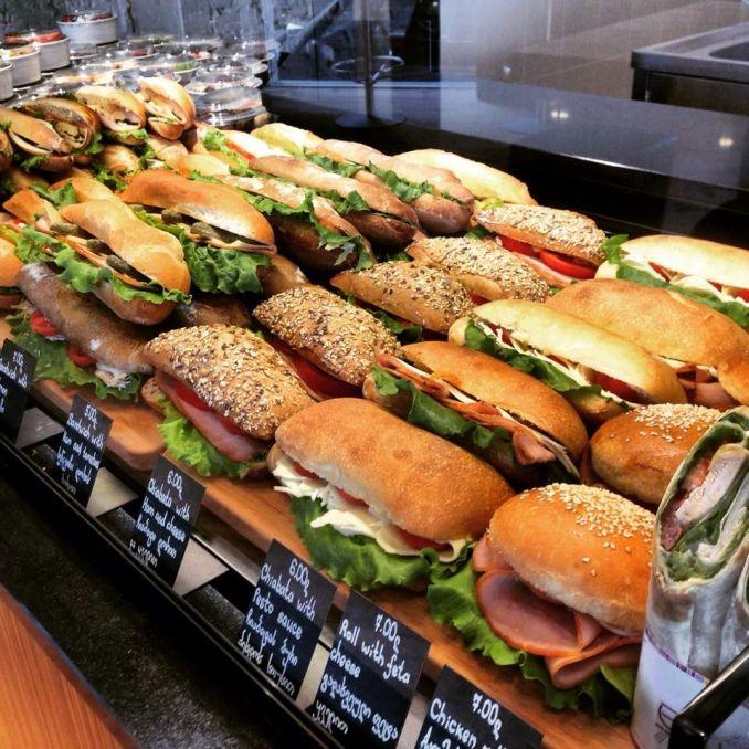 350 Creative Sandwich Shop Names