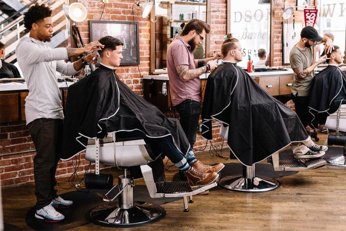 Metropolitan Barber Shop