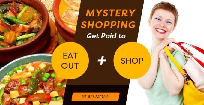 9 Best Mystery Shopping Companies: Get Paid to eat Out and Shop.