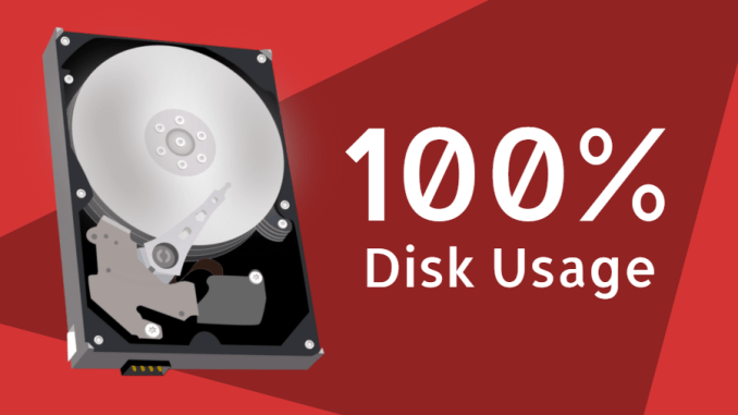 Best Ways to Troubleshoot 100% Disk Usage in Windows 10