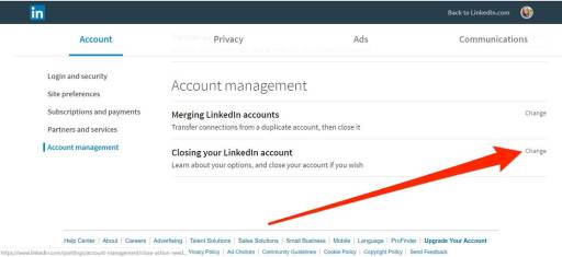Why You Shouldn't Delete Your LinkedIn Account