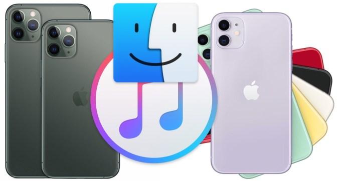 iTunes Won't Recognize Your iPhone, mac or windows