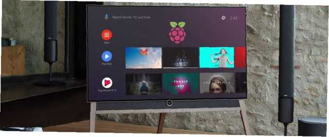 How to Build a Raspberry Pi 4 Android TV Box 2020
