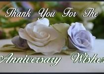 Anniversary Appreciation Messages
