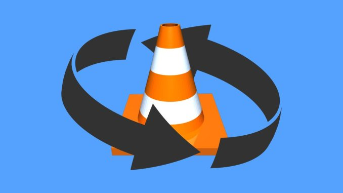 How to Rotate A Video With VLC Media Player