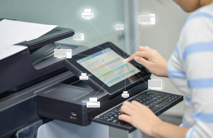 scanning document