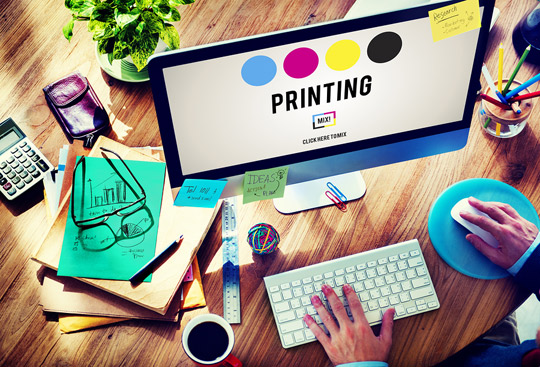 print and copy services.
