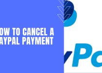 how to cancel a paypal payment