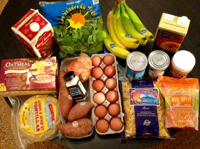 Food Items you can Pay for with an EBT Card