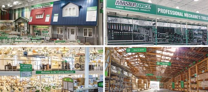 Menards Stores in Wisconsin: