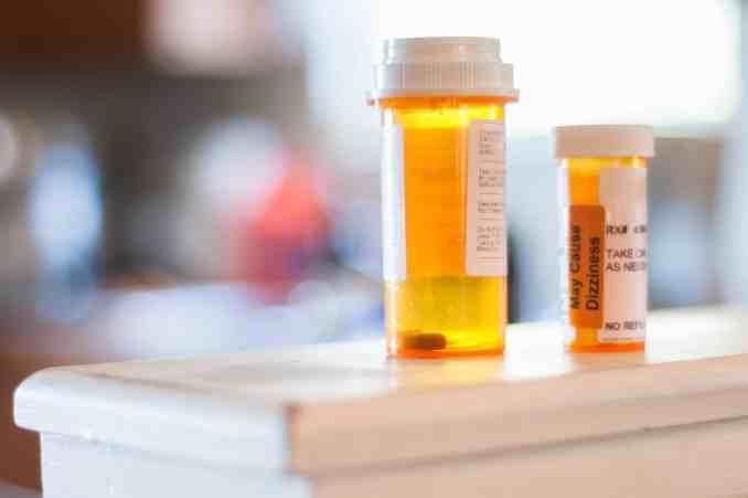 You Can't Refill Schedule II Prescriptions