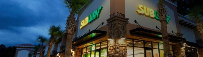Cedar Grove Subway Location