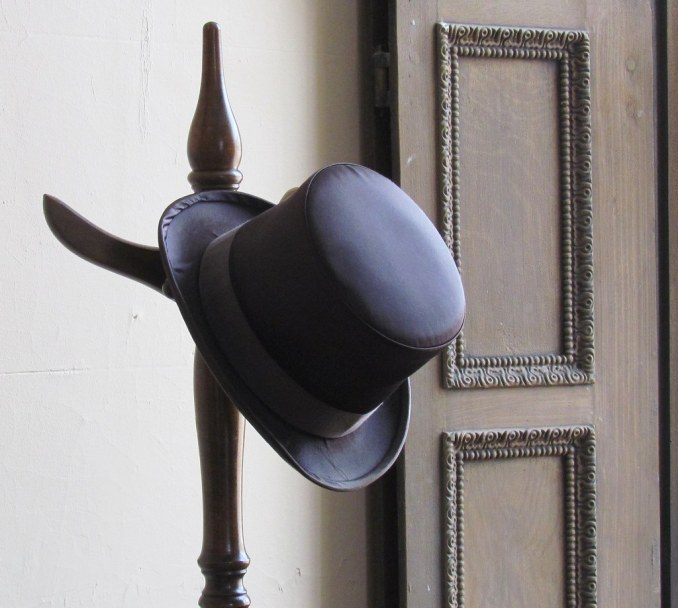 You can hang your hat on it.