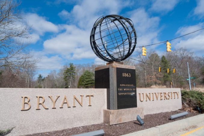 How Much is the tuition for 4 years at Bryant University?