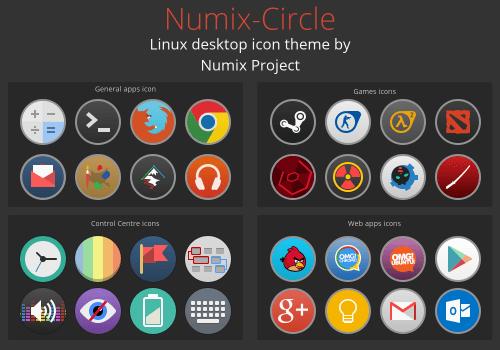 Numix Circle