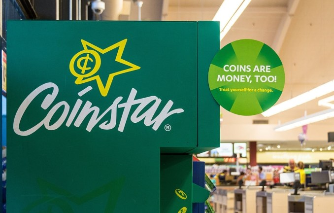 How Much does Coinstar Charge and Trade In Coins for No-Fee
