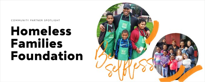 Homeless Families'Foundation, Career and Life Changing Interventions