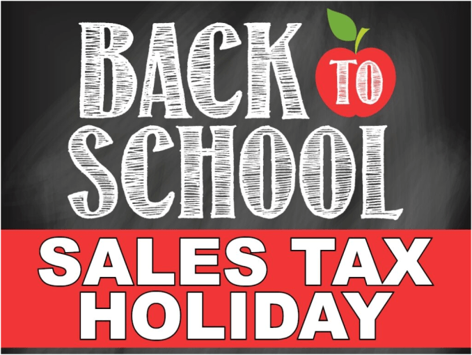 New Mexico Sales Tax Holidays 2021