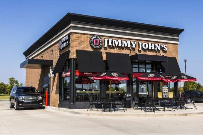 Jimmy John's Near Me