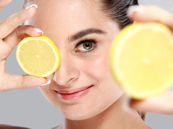 Lemon for Skin Tightening