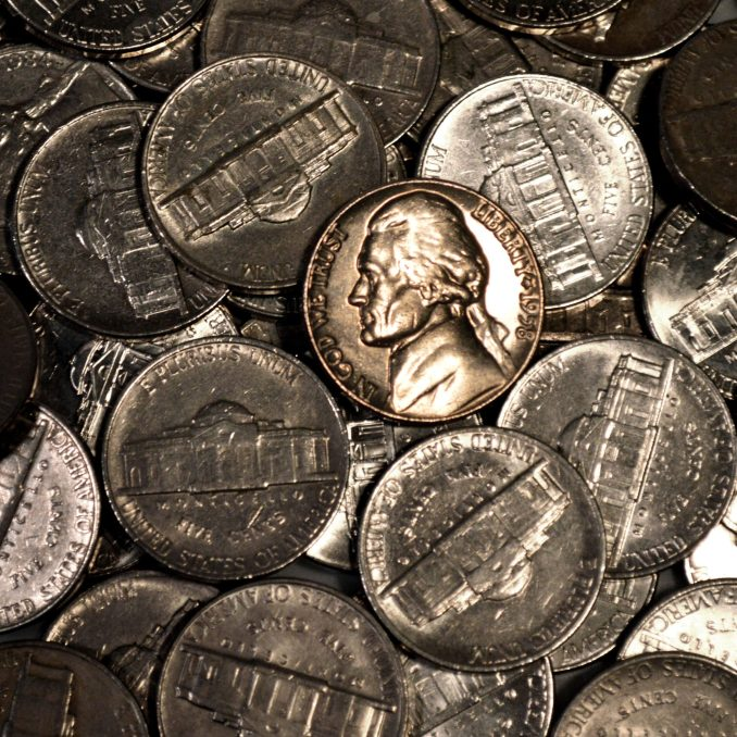 Fun Fact: How Many Nickels in a Million Dollars