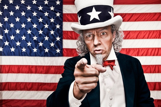 US Symbol Uncle Sam