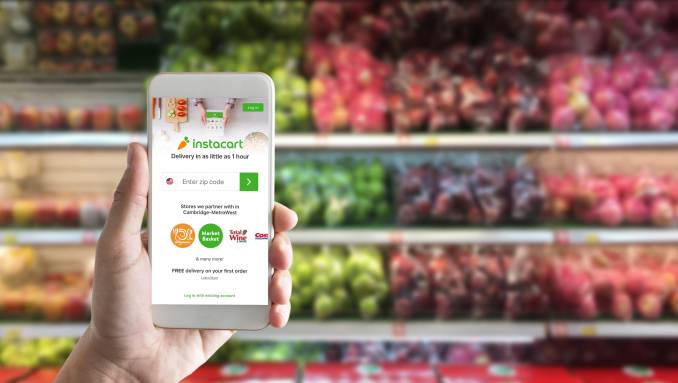 Does Instacart Pay?