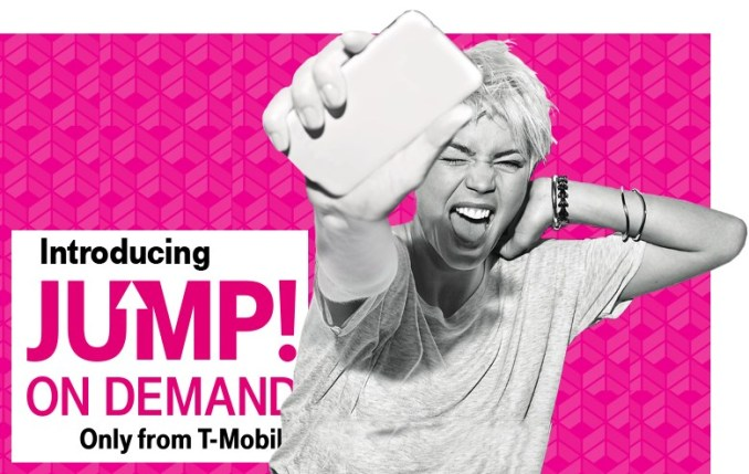 How Does T-Mobile Jump! Work?