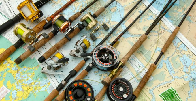 Free Fishing Gear