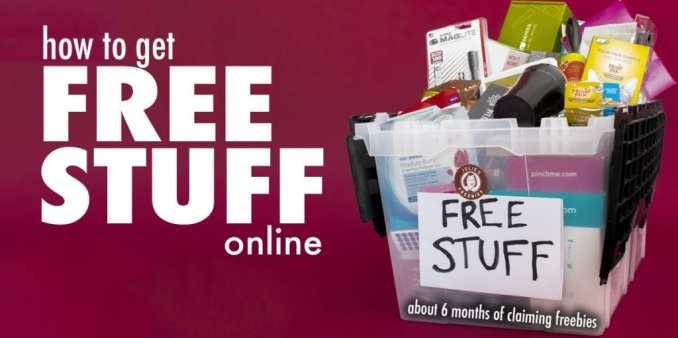 website to get free stuffs