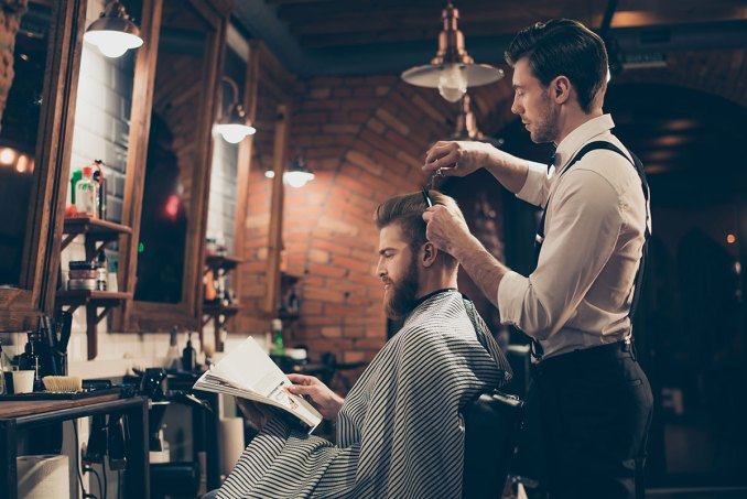 Some Skills of a Good Barber