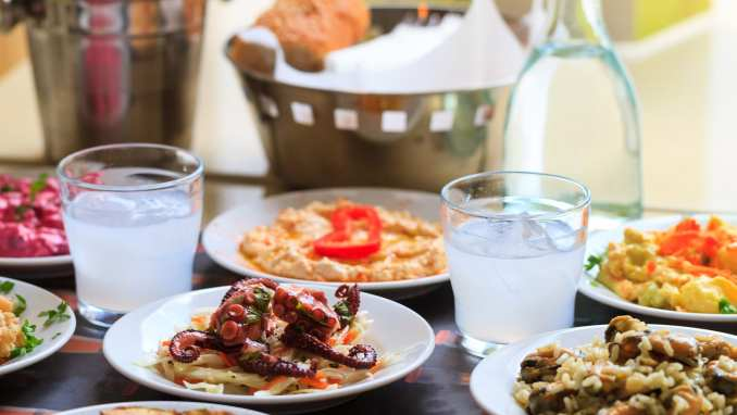 Mediterranean Food Near