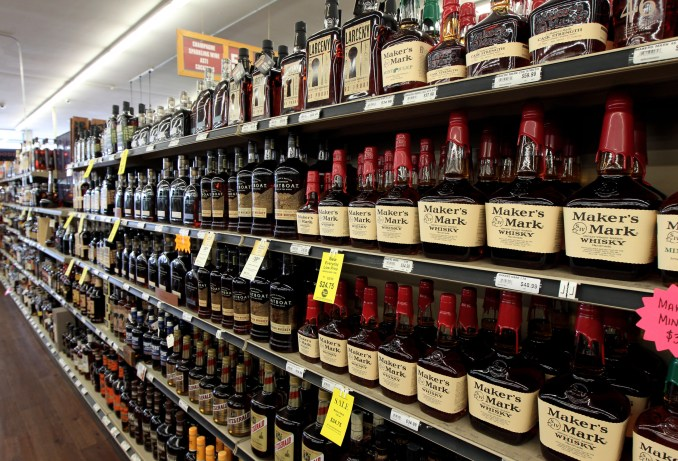 liquor store open