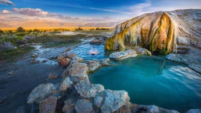 37 najboljih i nevjerojatnih toplih izvora u mojoj blizini u Sjedinjenim Državama