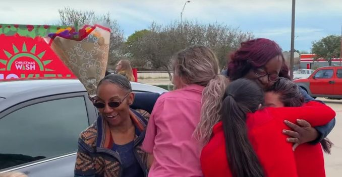 Free Car for Single Mother