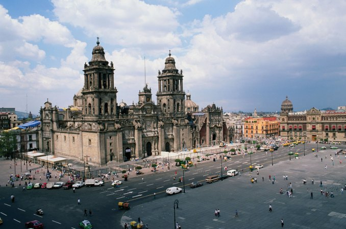 Tourist Attractions Near Me: 15 Best Places to Visit in Mexico City
