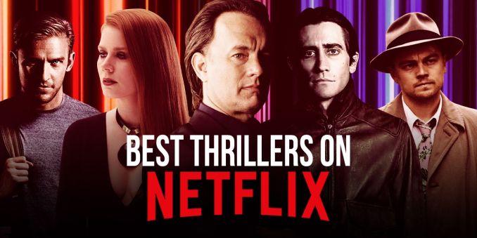 best crime thrillers on netflix